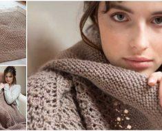 Free Berroco Blossfeldt Knitting Pattern