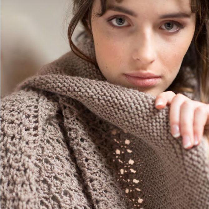 Berroco Blossfeldt Knitting Pattern