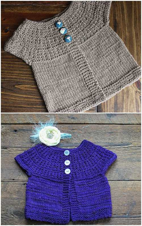 Bitty Front Range Sweater
