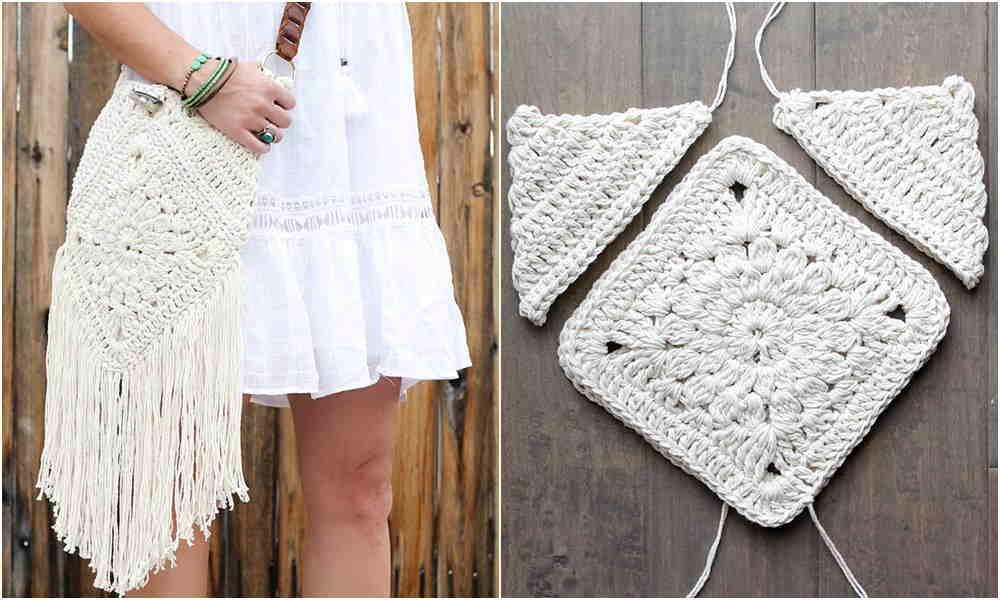 Free Urban Gypsy Bag Crochet Pattern