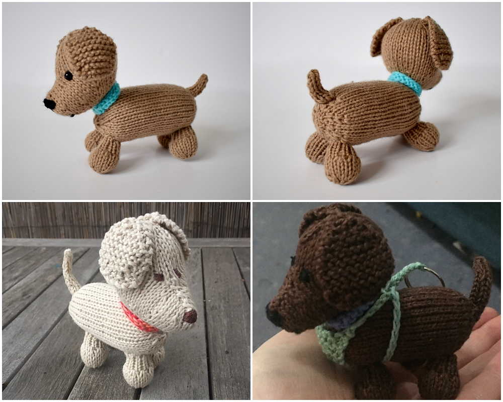 Free Puppy Toy Pattern