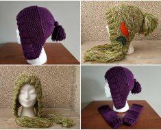 Capucine Hat Pattern