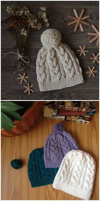 Knitting Hat Patterns