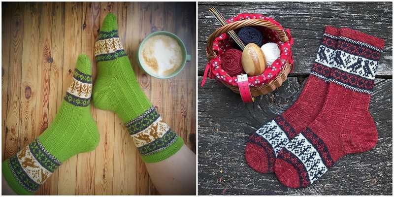 Free Knitting Socks Patterns