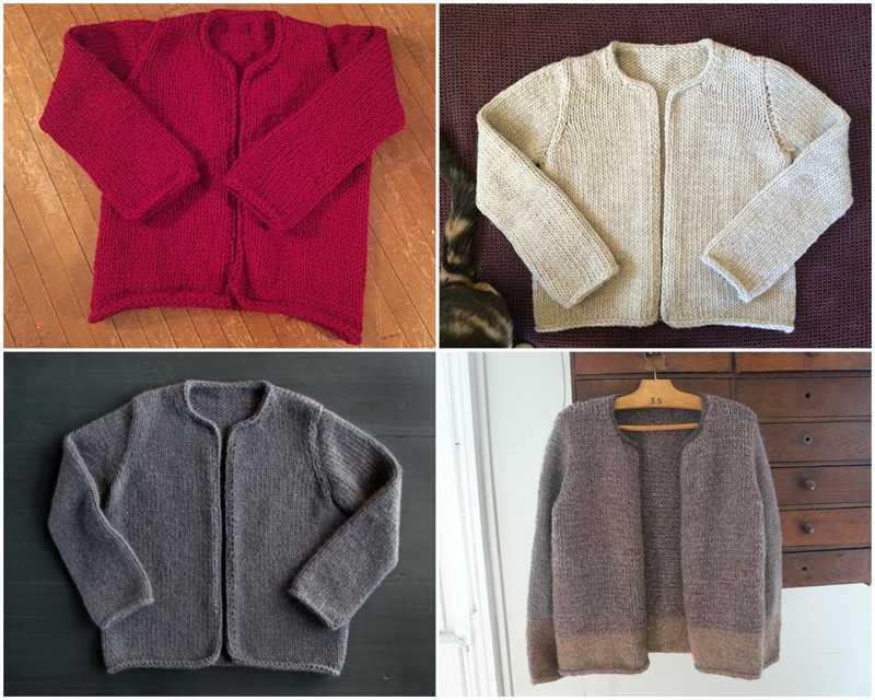 Classic Women Jacket Pattern