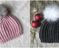 Hill Country Beanie Pattern
