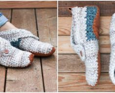 Free Slippers Patterns
