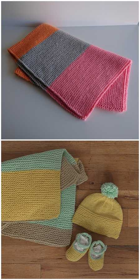 Free Simple Baby Blanket Patterns
