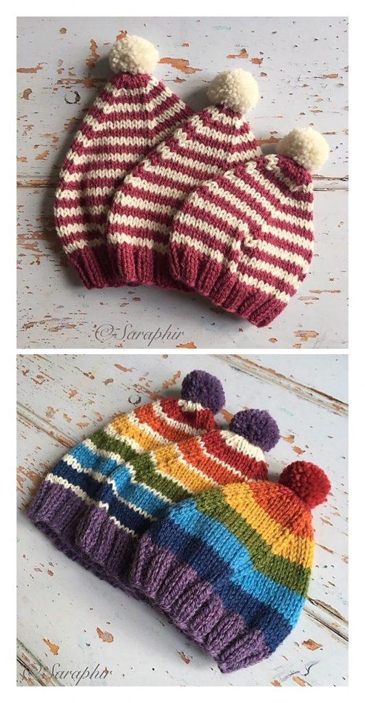 Free Knitting Baby Hat Patterns
