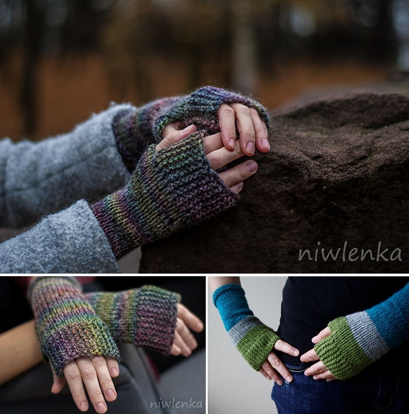Free Knitting Mittens Pattern
