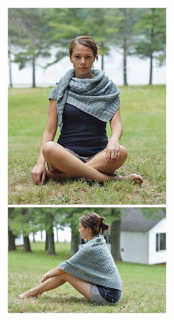 Free Knitting Shawl Patterns