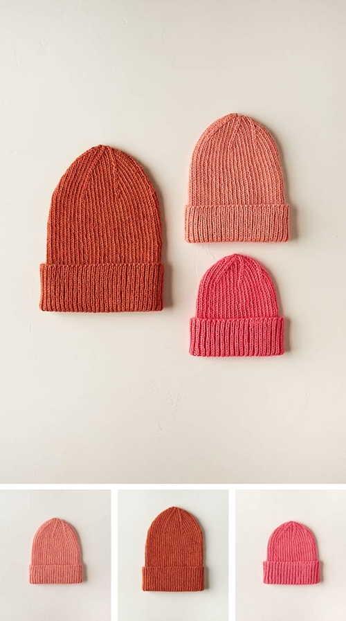 Free Knitting Classic Hat Pattern