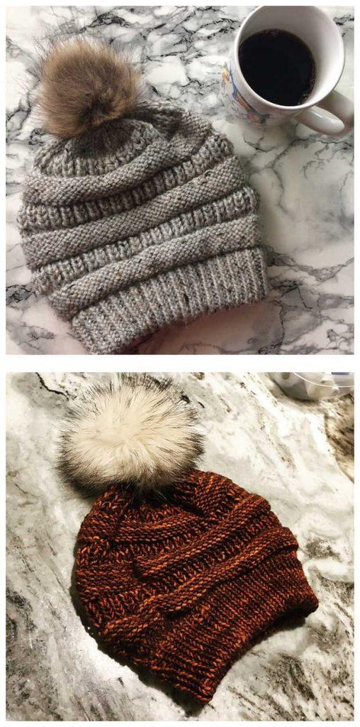 Free Knitting Beanie Patterns