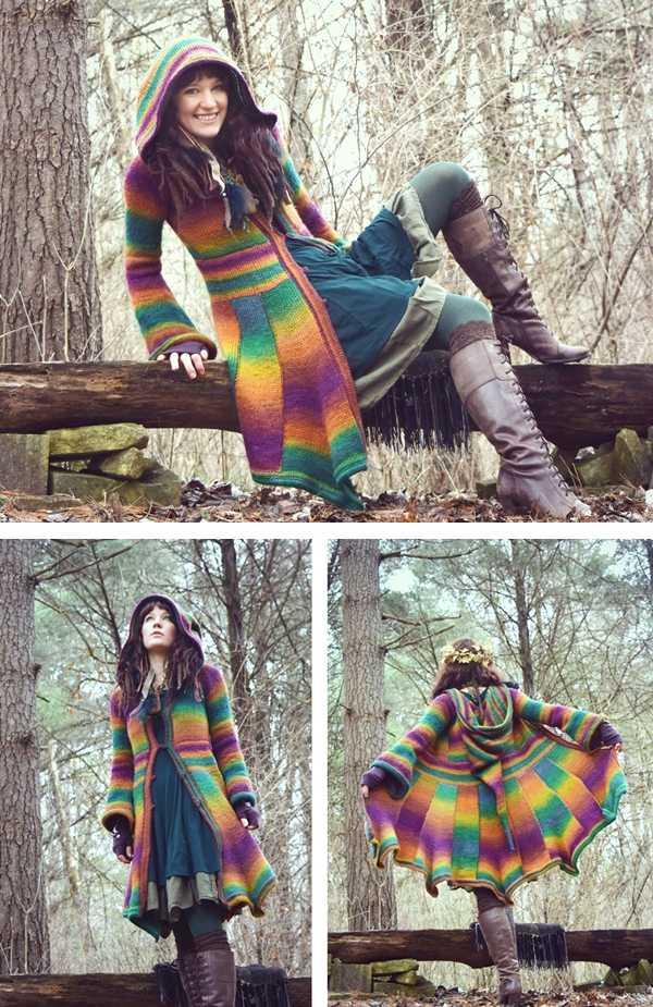 Elf Coat Crochet