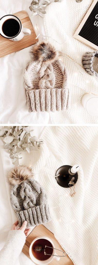 Free Knitting Beanie Hat Patterns