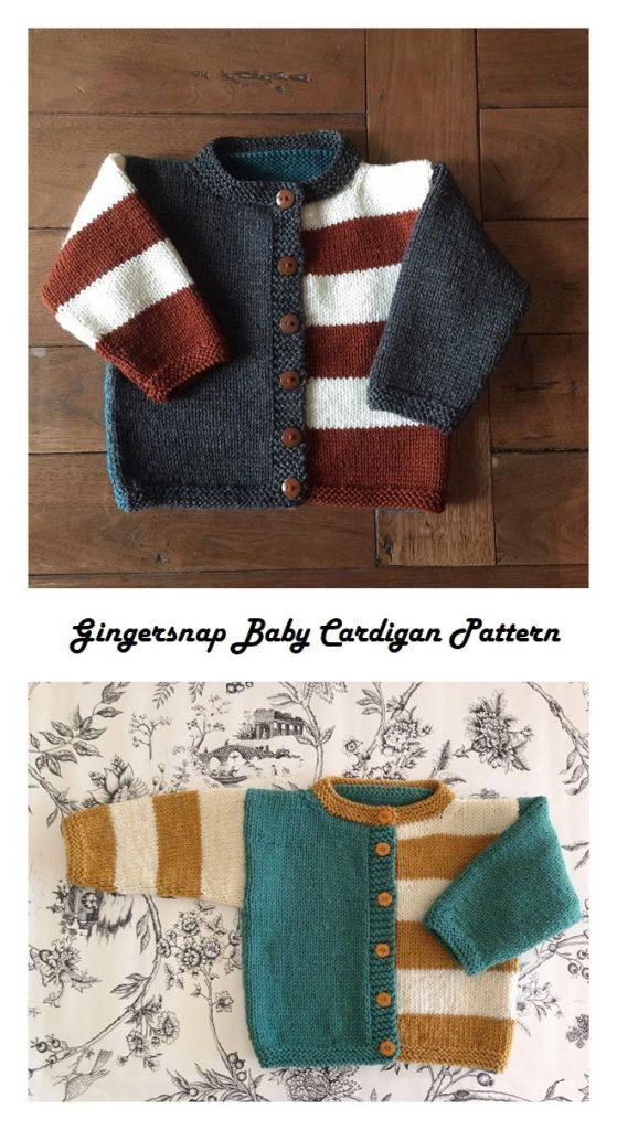 Free Baby Cardigan Patterns