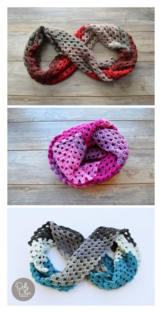 Granny Golightly Cowl Pattern
