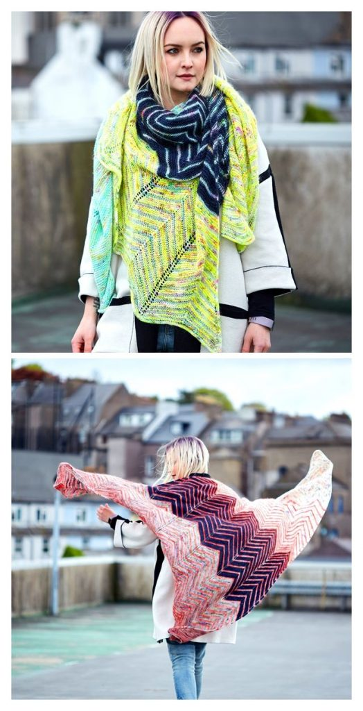 Free Knitting Shawl Patterns