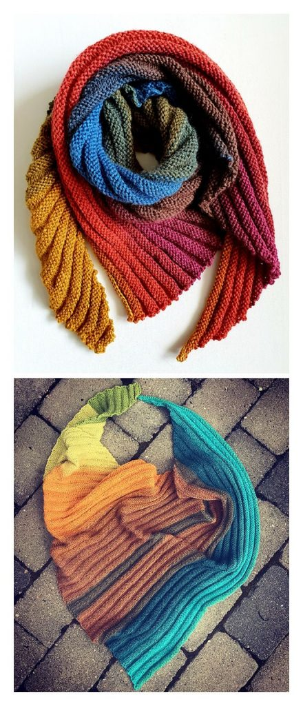 Free Knitting Scarf Patterns