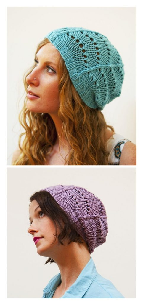 Scallop Lace Hat Pattern