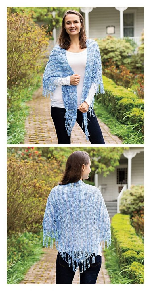 Knitting Shawl Patterns