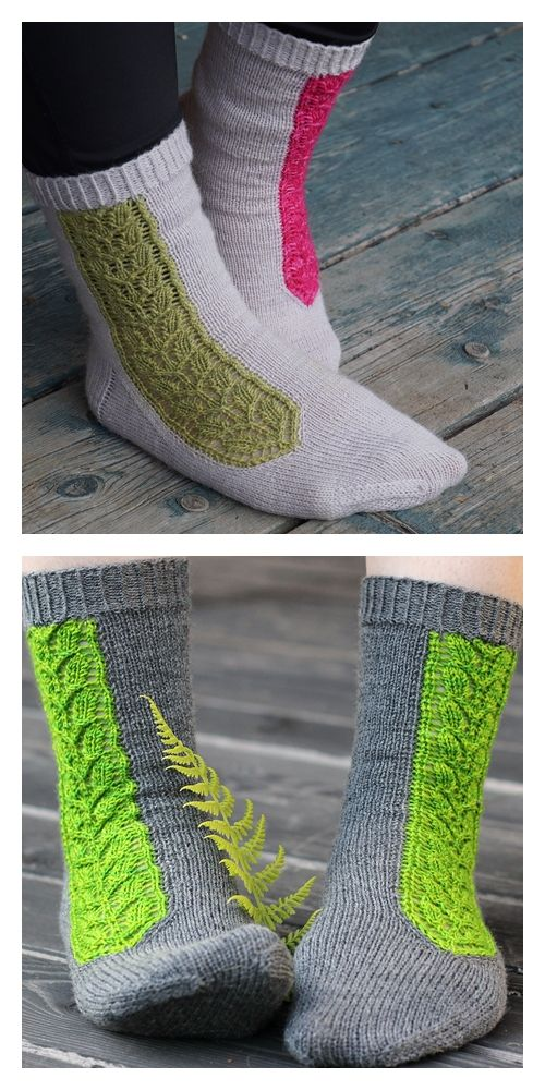 Free Knitting Socks Pattern