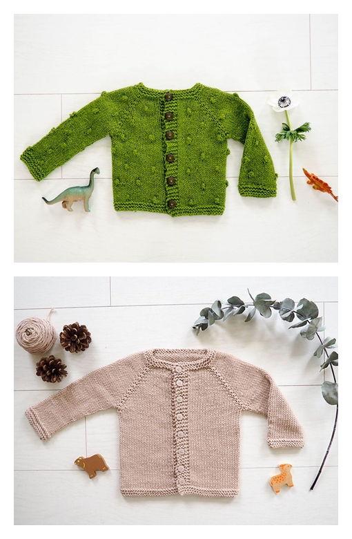 Kimes Cardigan Free Knitting Pattern