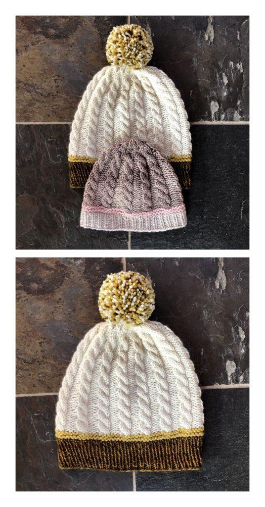 Dreamy Josephine Hat Free Knitting Pattern