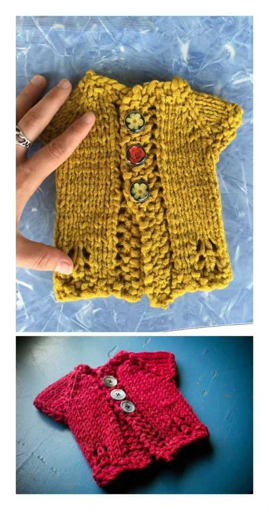 Wee Sweet Free Knitting Pattern