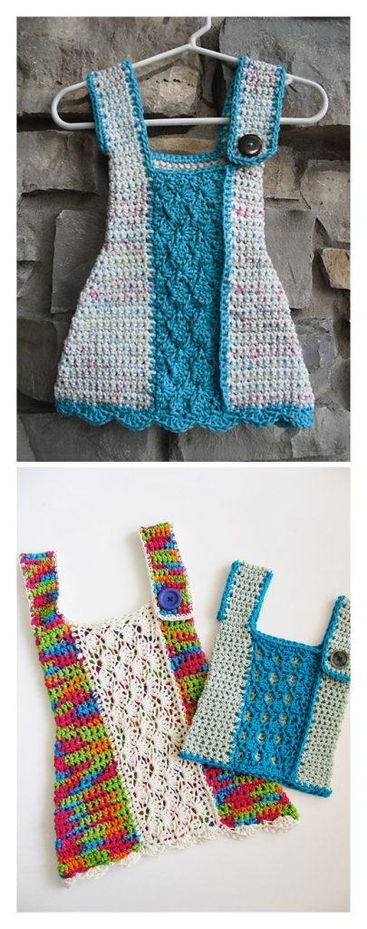 Simplicity Dress Free Crochet Pattern