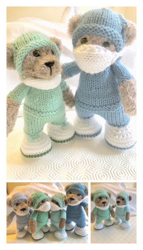 Little Hero Free Knitting Pattern