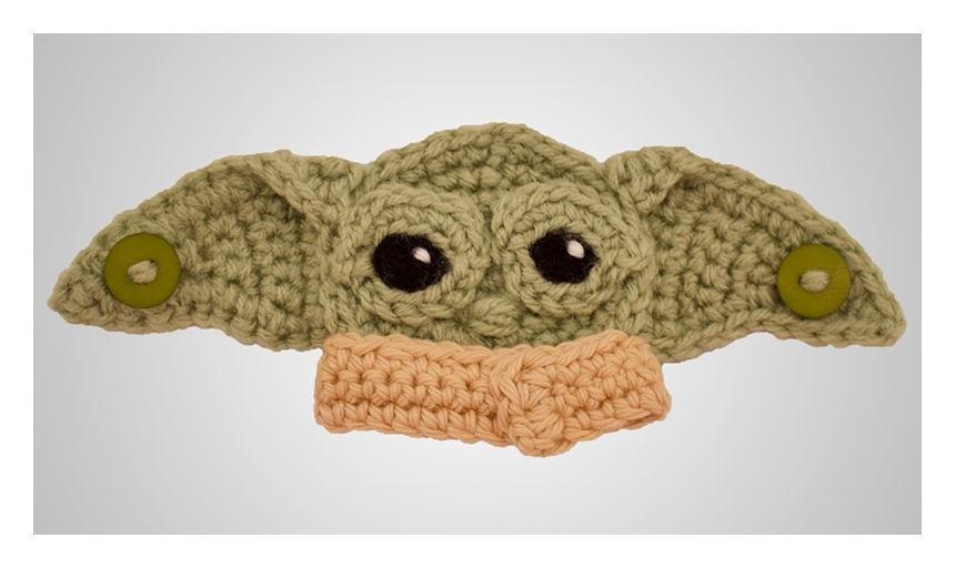 Baby Alien Ear Saver Free Crochet Pattern