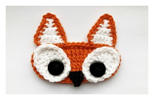 Fox Ear Saver Free Crochet Pattern