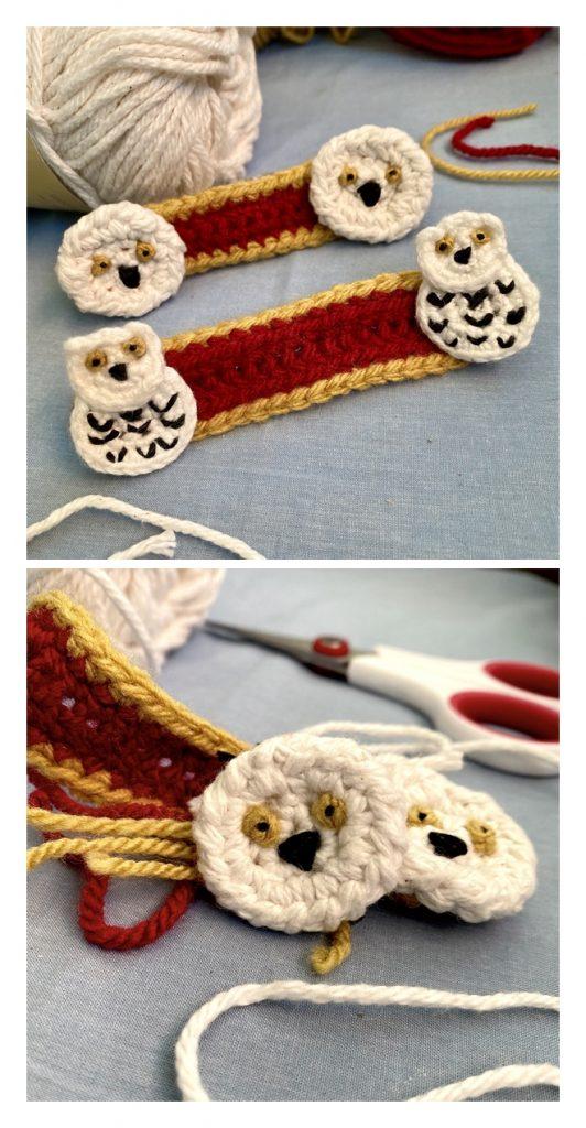 Harry Potter Ear Saver Free Crochet Pattern