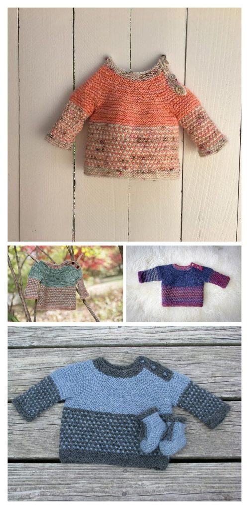 The Oslo Pullover Free Knitting Pattern