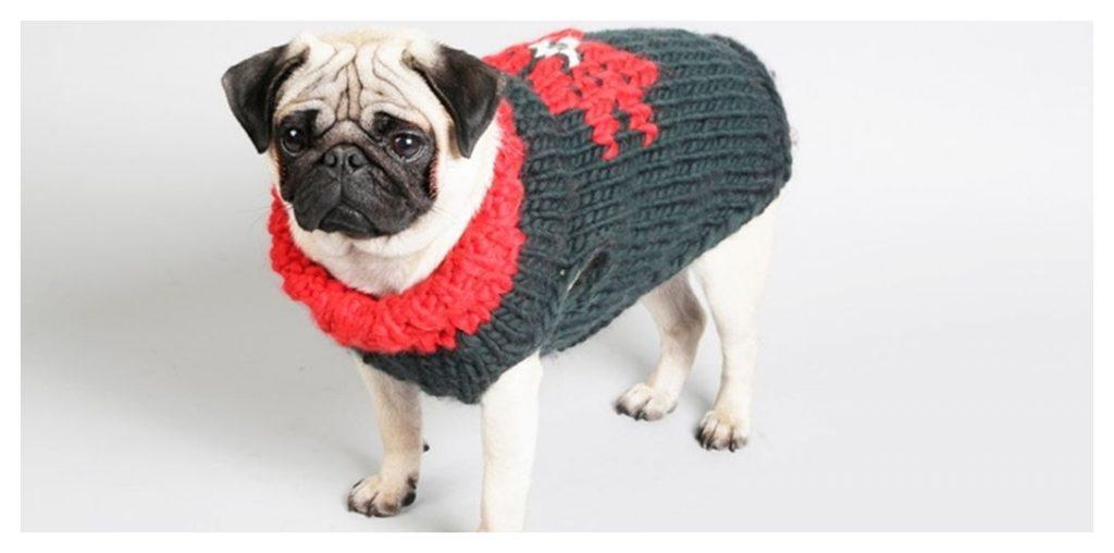 Hot Dowg Free Knitting Pattern