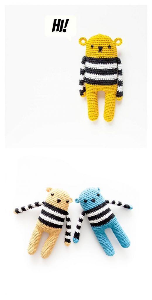 Base Free Amigurumi Pattern