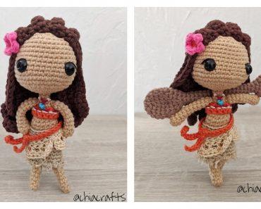 Pua Pig Crochet Pattern | Etsy | 297x370