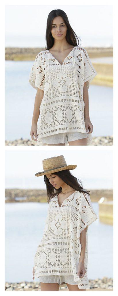 Carefree Summer Free Crochet Pattern