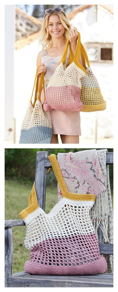 Back to the Beach Free Crochet Pattern
