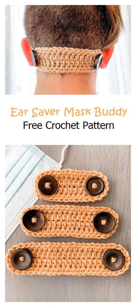 Ear Saver Mask Buddy Pattern