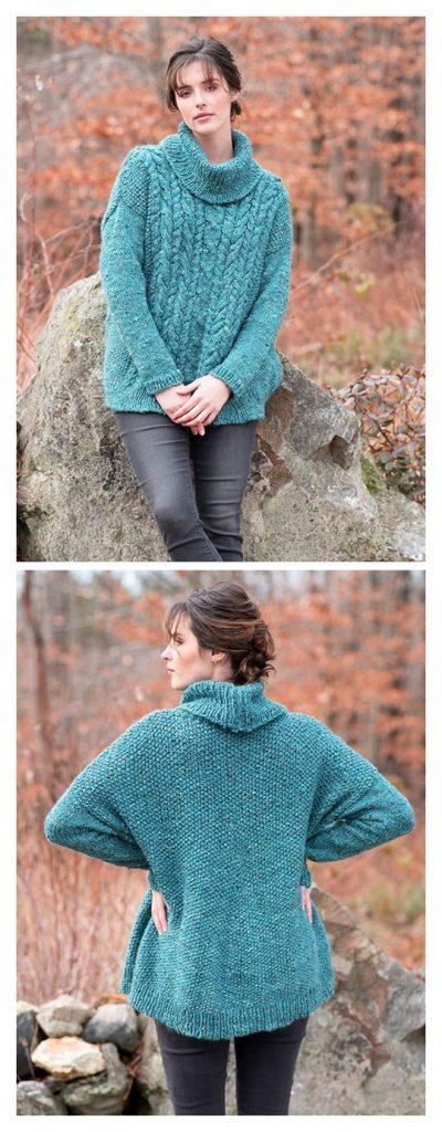 Perdita Free Knitting Pattern
