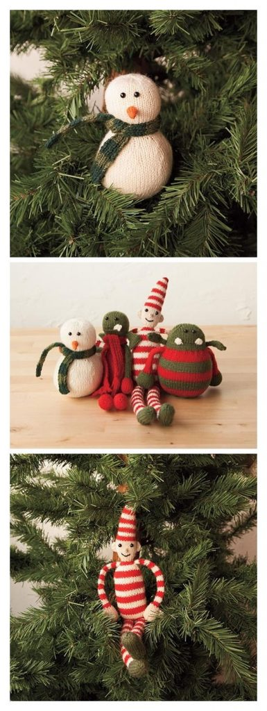 A Very Danger Christmas Collection Free Pattern