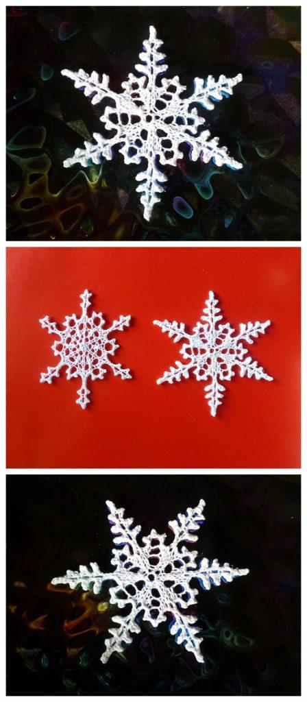 Let it Snowflake Free Knitting Pattern
