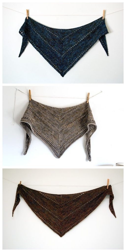 The Age of Brass and Steam Kerchief Free Pattern