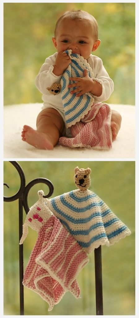 Cudly Friends Free Knitting Pattern