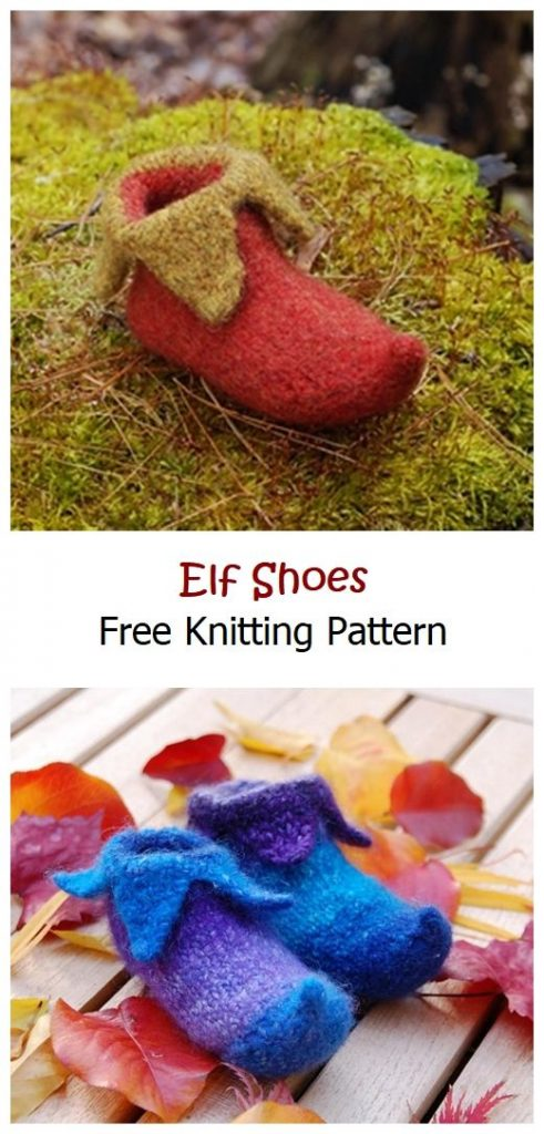 https://www.knittingprojects.net/elf-shoes-free-knitting-pattern/