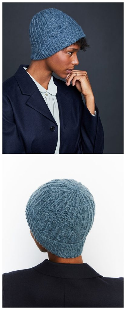 Lamana Hat Free Knitting Pattern