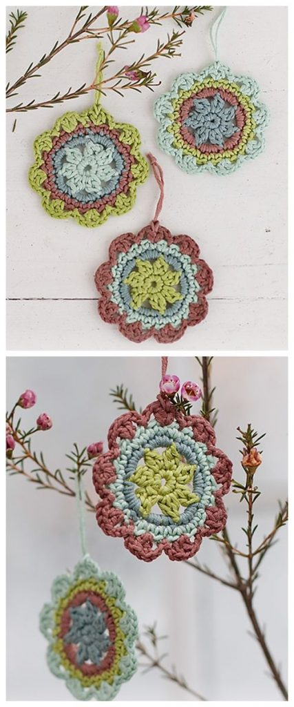Here Comes Spring Free Crochet Pattern