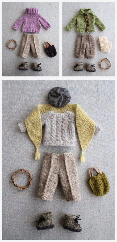 Keito's Hiking Pants Free Knitting Pattern